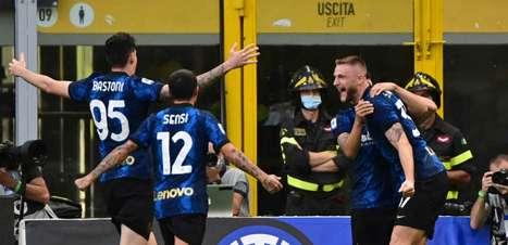 Inter de Milão estreia com goleada na nova temporada do Italiano