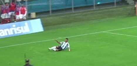 SÉRIE A: Gols de Grêmio 2 x 0 Bahia