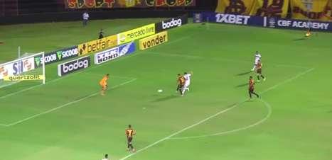 SÉRIE A: Gol de Sport 0 x 1 São Paulo