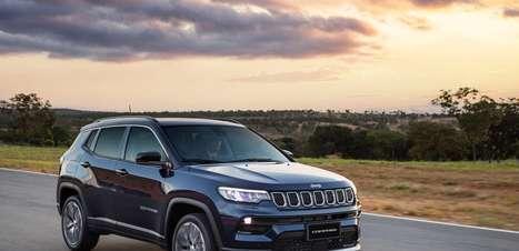 Jeep Compass se torna o carro mais vendido de setembro