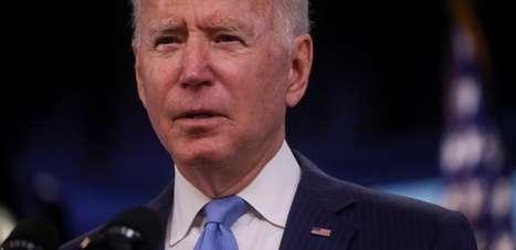 Em reunião do G7, Joe Biden mantém retirada do Afeganistão