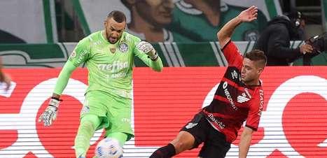 Derrota para o Palmeiras faz Athletico-PR manter jejum de vitórias contra clubes paulistas