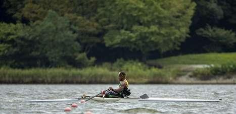 Em grande prova, Renê Pereira conquista o bronze no remo nos Jogos Paralímpicos de Tóquio