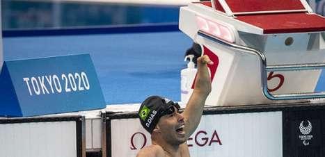 Daniel Dias e outros três brasileiros disputam finais da natação nesta segunda nas Paralimpíadas