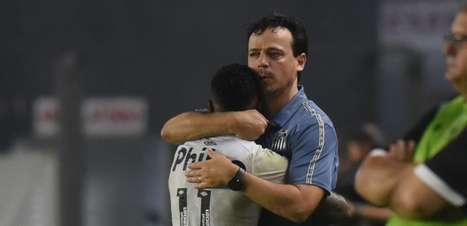 Marinho faz transição, mas deverá desfalcar o Santos de novo