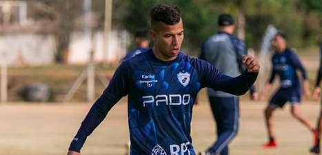Em ótima fase no Londrina, Marcelinho quer evolução do clube na Série B do Campeonato Brasileiro