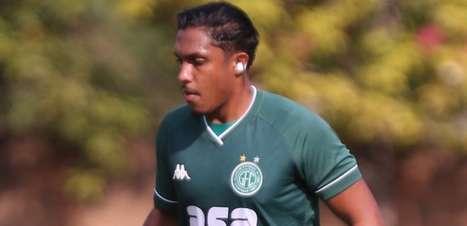 No Sub-20 do Guarani, jovem fala sobre retomada da carreira após escapar de tragédia