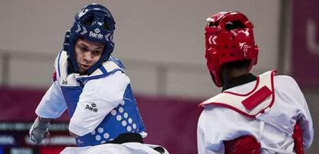 Nathan Torquato estreia com vitórias e vai à semifinal do taekwondo nos Jogos Paralímpicos