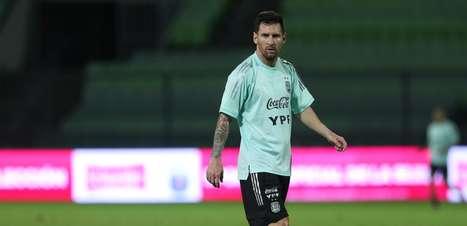 Com 'novo' Messi, Argentina mira o topo das Eliminatórias