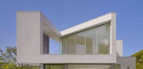 Fachada de Vidro: Qual o Melhor, +50 Ideias para Fachada Residencial e Comercial