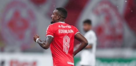 Inter quer segurar o Edenílson até o fim do contrato