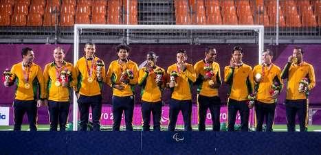 Resumo: Brasil chega a 22 ouros e tem melhor campanha