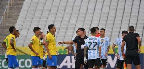 Presidente da AFA lamenta suspensão do jogo e rebate Anvisa