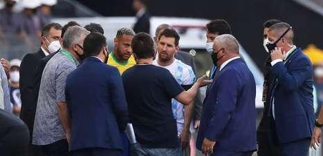 """""""Tentativa de intimidação"""" cita Anvisa no Brasil e Argentina"""
