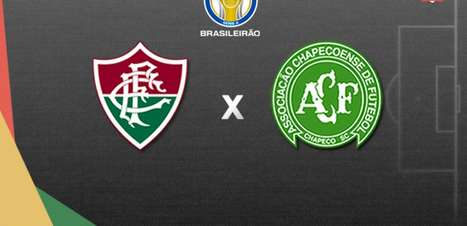 Chapecoense x Fluminense: prováveis times, onde assistir e desfalques