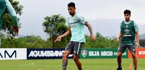 Lucca tem lesão confirmada e desfalca Flu contra o São Paulo