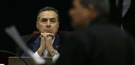 """Barroso diz que sistema eleitoral é """"absolutamente seguro"""""""