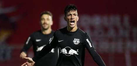 Pedrinho frisa importância de vitória para o Bragantino na próxima rodada do Brasileirão