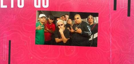 """MC's IG, Ryan SP, Marks e mais na faixa """"Let's Go"""". Vem ouvir"""