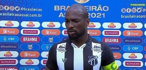 Luiz Otávio sai em defesa do técnico Tiago Nunes