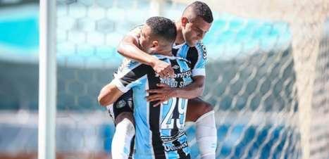 Grêmio volta a sonhar com saída da zona de rebaixamento após vitória sobre o Ceará