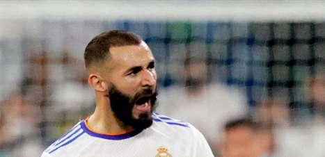 Real Madrid consegue virada e goleia o Celta de Vigo