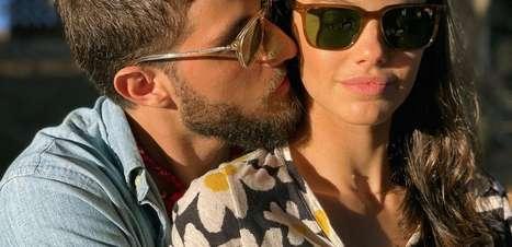 Laura Neiva e Chay Suede escolhem nome clássico para o segundo filho