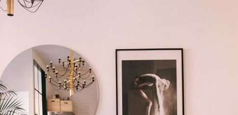 Espelho na Sala: +60 Ideias de Decoração para Sala de Estar e Jantar