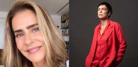 Maitê Proença e Adriana Calcanhotto: saiba tudo!