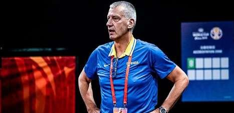 Aleksandar Petrovic deixa comando da Seleção de basquete