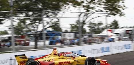 Andretti oficializa saída de Hunter-Reay ao fim da temporada 2021 da Indy