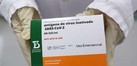 Doria manda substituir doses da CoronaVac interditadas