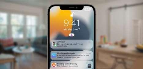 iOS 15 e watchOS 8 chegam em 20 de setembro; eis as principais novidades