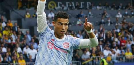 CR7 marca, quebra recorde, mas United perde do Young Boys