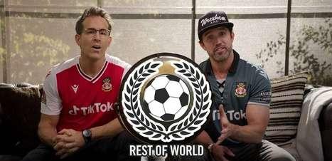 FIFA 22 terá time de Ryan Reynolds