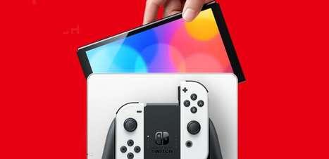 Nintendo reduziu preço do Switch na Europa mas Brasil ficará de fora