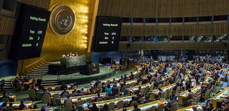 Vacinado senhor presidente? Nova York quer comprovação, mas ONU diz que não pode exigir