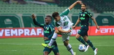 Chape vai tentar quebrar tabu incômodo diante do Palmeiras