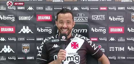"VASCO: Nenê estipula mais 2 ou 3 anos de carreira e fala sobre a saída do Fluminense: ""Tinha contrato até dezembro só"""