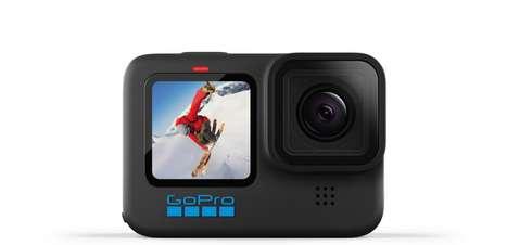 GoPro Hero 10 Black: câmera é lançada com novo processador e gravação em 5,3K