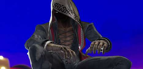 The King of Fighters XV confirma Ash Kukri
