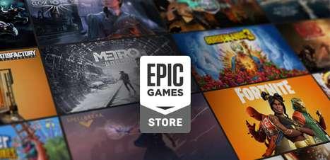 Cinco coisas que a Epic Games Store precisa melhorar
