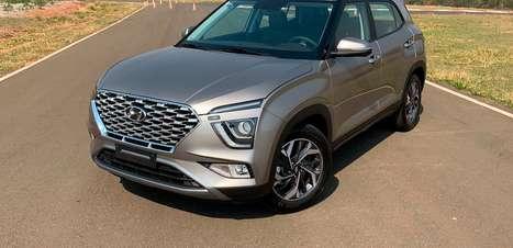 Novo Hyundai Creta chega às lojas neste sábado