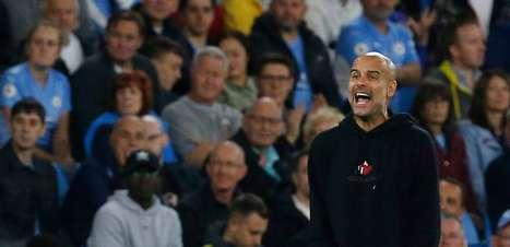 """""""Sabemos que vamos sofrer"""", diz Guardiola sobre PSG"""