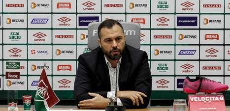 Renovações, 'time competitivo', Angioni, Wellington... Mário analisa momento do futebol no Fluminense