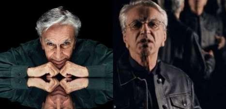 """Caetano Veloso faz críticas à tecnologia no clipe de """"Anjos Tronchos""""; veja!"""