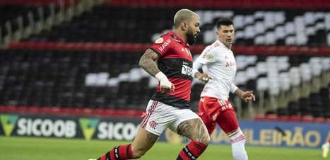 """Gabigol é suspenso por chamar futebol brasileiro de """"várzea"""""""