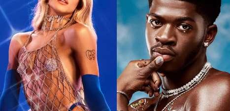 Lil Nas X elogia e passa a seguir Pabllo Vittar nas redes sociais