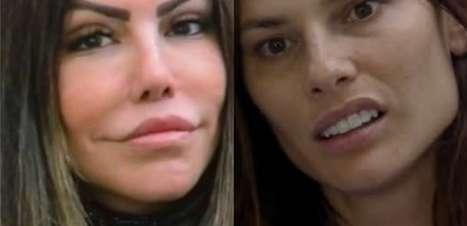 """Excluídas, Dayane e Liziane criticam peões de """"A Fazenda 13"""": """"Hipocrisia"""""""