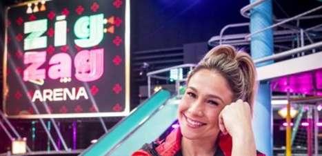 """""""Inesquecível pra todo mundo"""", revela Fernanda Gentil sobre novo programa"""